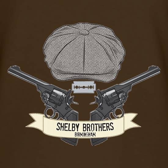 Shelby Brothers t shirt