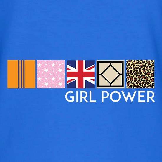 Spice Girl Power t shirt