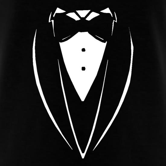 Tuxedo T Shirt By Chargrilled