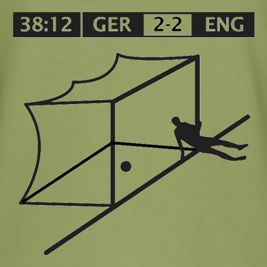 Allowed Goal t shirt