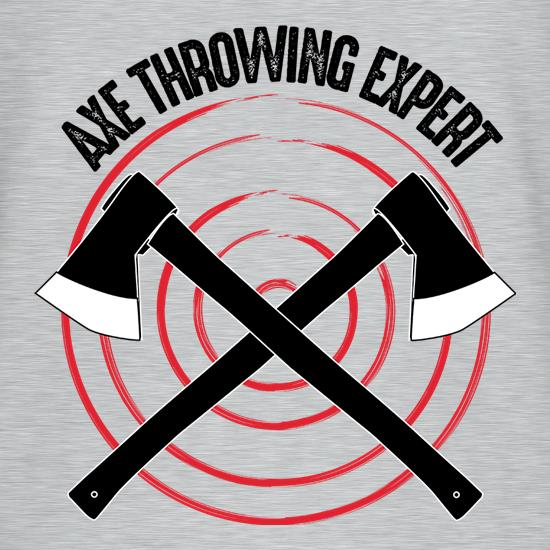 Axe Throwing Expert t shirt