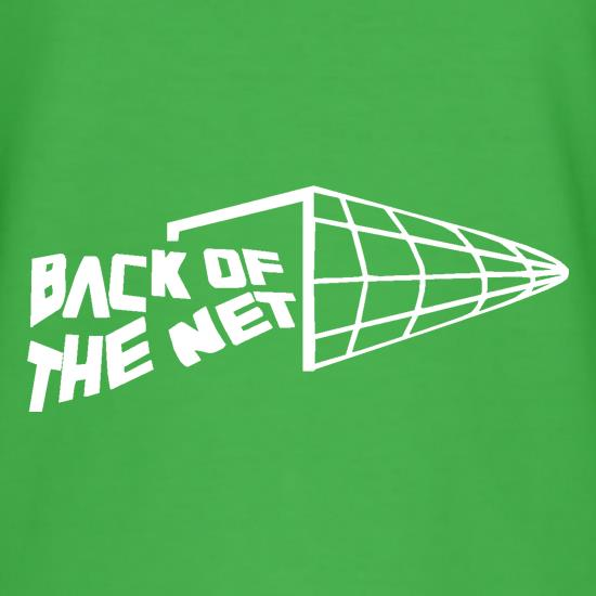 Back of the net t shirt