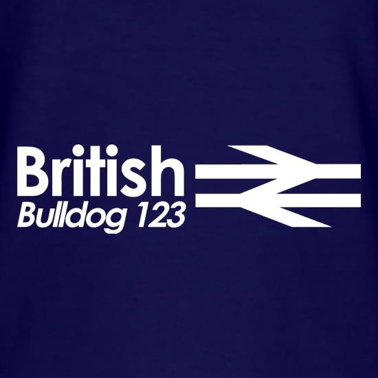 British Bulldog 123 t shirt