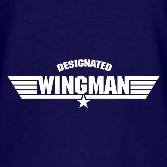 Designated Wingman t shirt