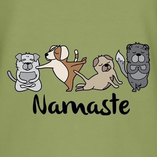 Dog Yoga t shirt