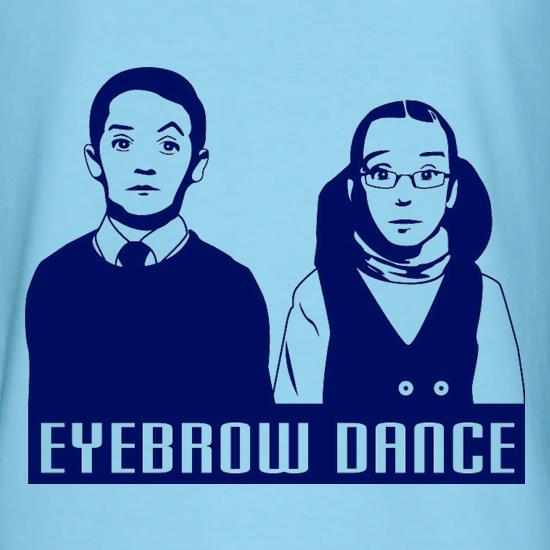 Eyebrow Dance t shirt