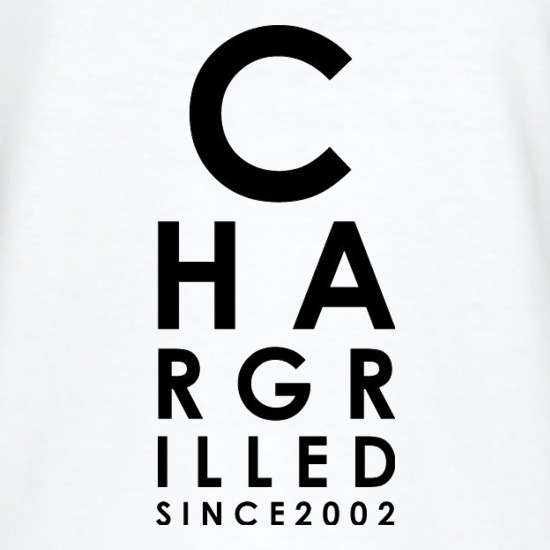 Eye Test t shirt