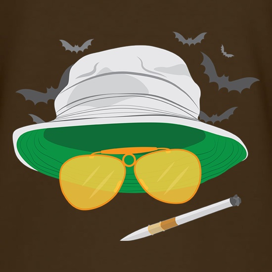 Fear And Loathing t shirt
