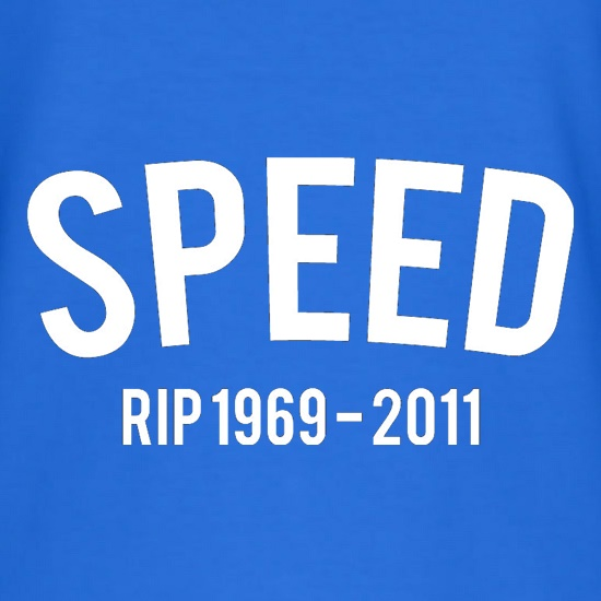 Gary Speed RIP t shirt