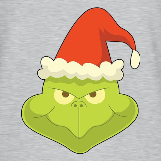 Grinch Face t shirt