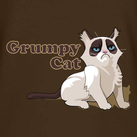 Grumpy Cat t shirt