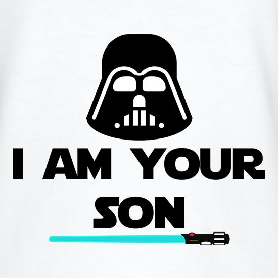 I Am Your Son t shirt