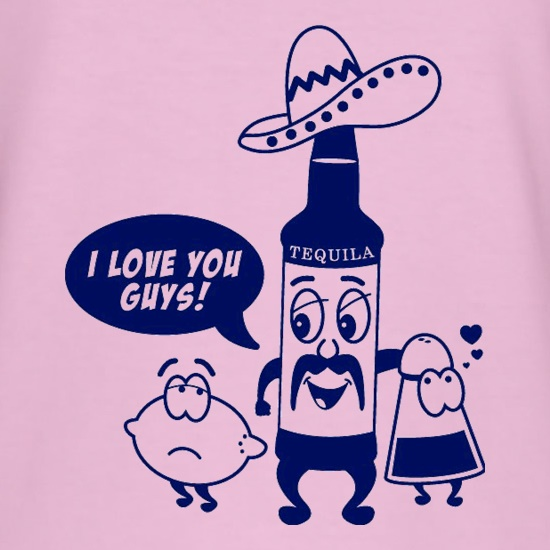 I Love You Guys t shirt