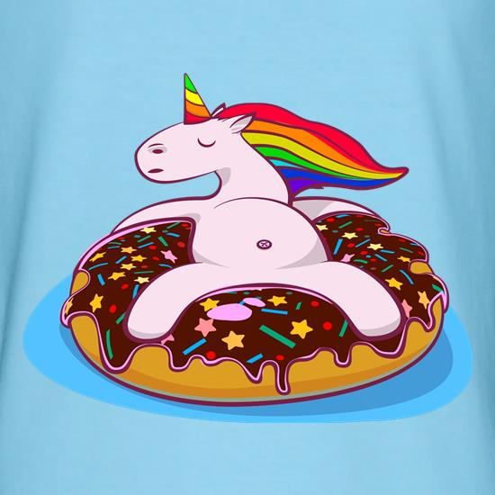 Lazy Unicorn t shirt