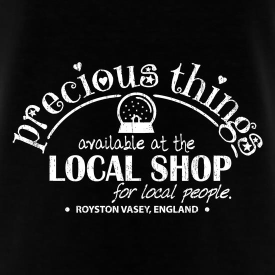 Local Shop t shirt