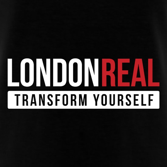 London Real t shirt
