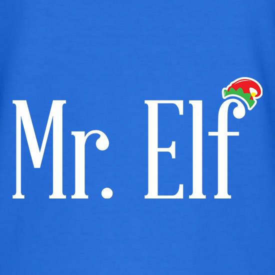 Mr Elf t shirt