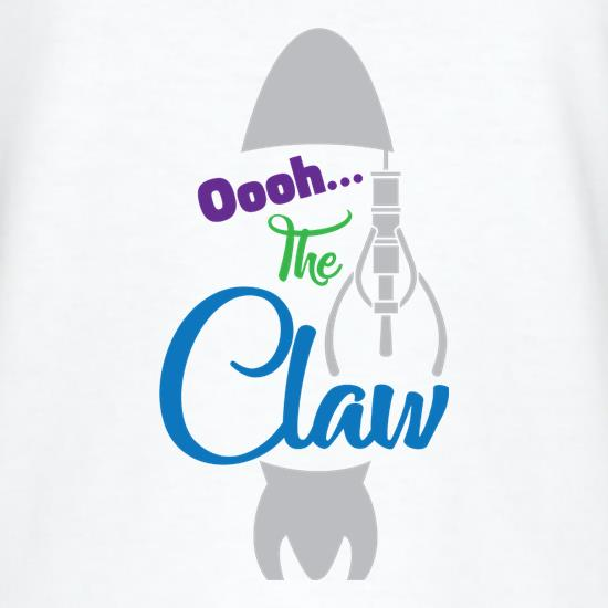 Oooh... The Claw t shirt