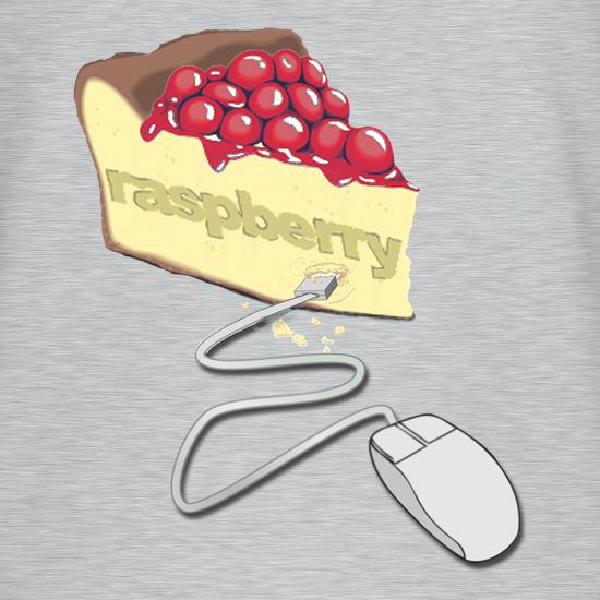 Raspberry Pie t shirt
