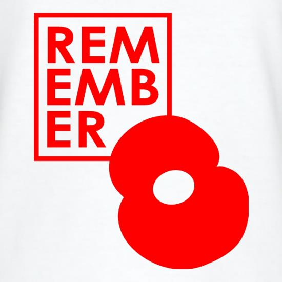 Remember t shirt