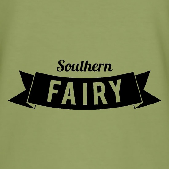 Southern Fairy t shirt