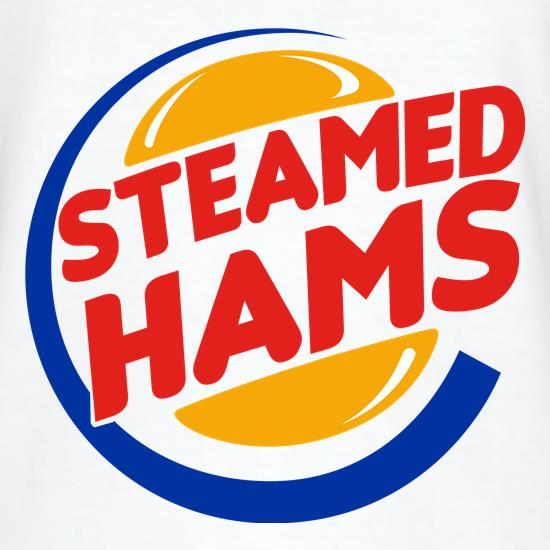 Steamed Hams t shirt