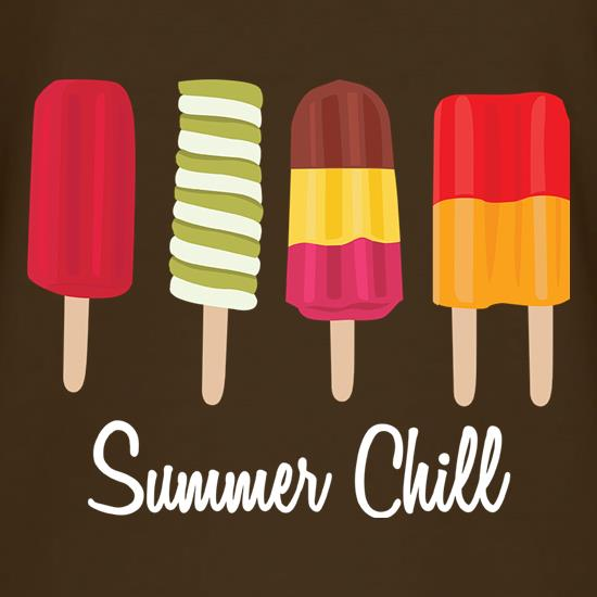 Summer Chill t shirt