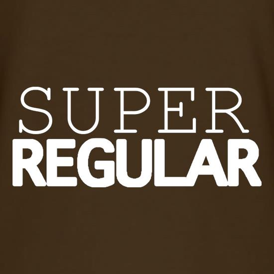 Super Regular t shirt