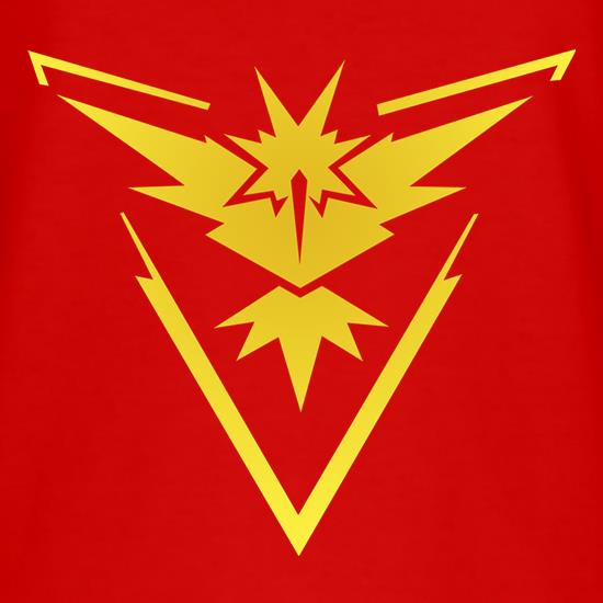 Team Instinct t shirt