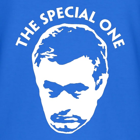 The Special One t shirt