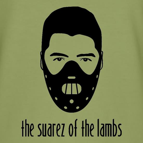 The Suarez Of The Lambs t shirt