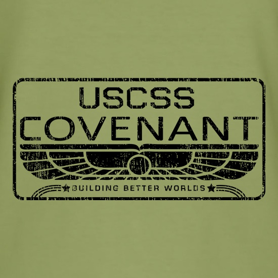 USCSS Covenant t shirt