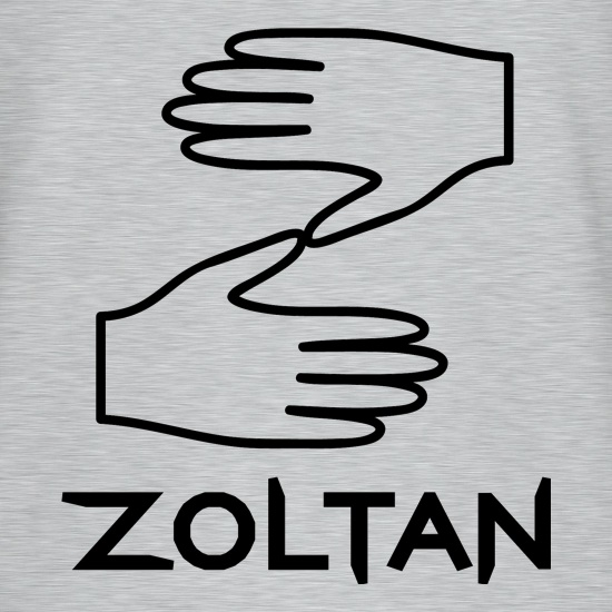 Zoltan t shirt