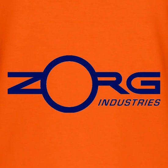Zorg Industries t shirt